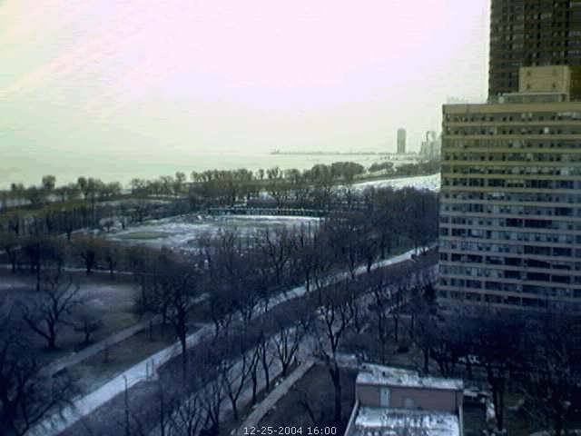 Webcam image from December 2004