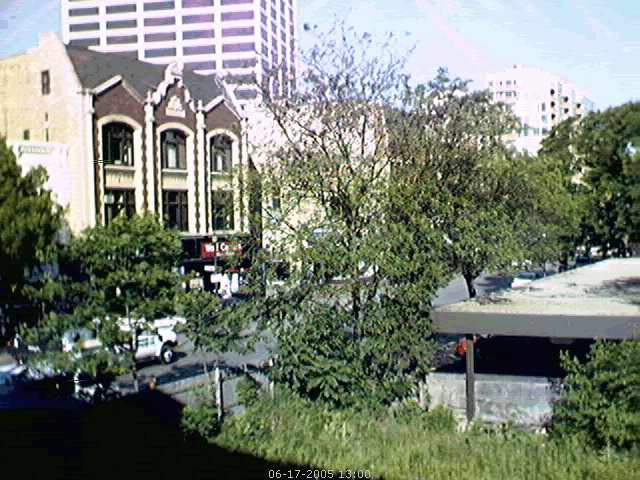 Webcam image from June 2005