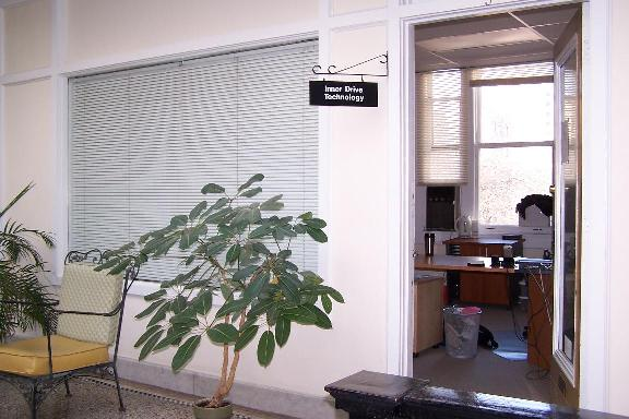 Inner Drive office October 2004